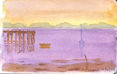 2nd Watercolor Landscape