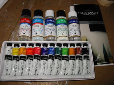 Atelier Interactive Acrylics Set